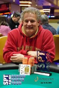 SPT-Event 1 winner